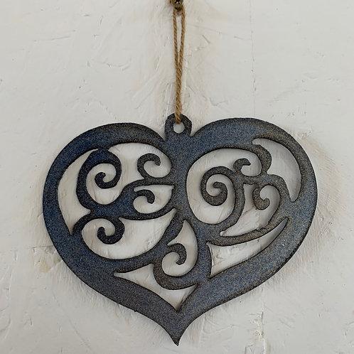 Heart swirl 12