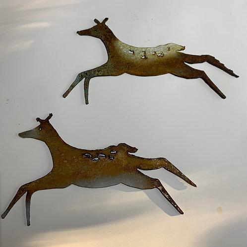 doe a deer x 4