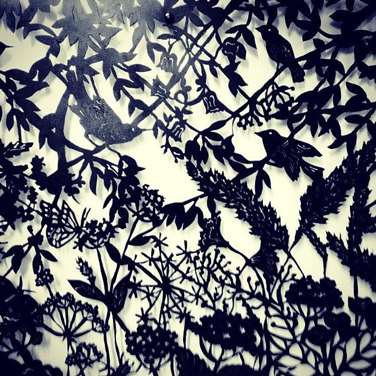 Jeni Cairns Peterborough Artist And Garden Designer