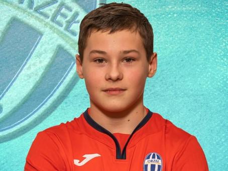 Nasz zawodnik powołany na konsultacje przez Mazowiecki Związek Piłki Nożnej!