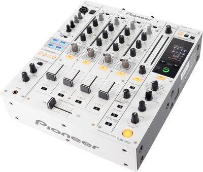 Pioneer DJM 850 (white)