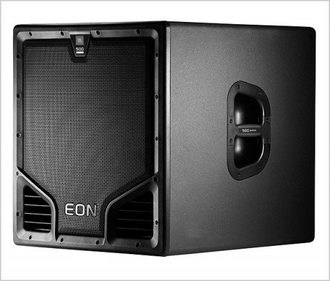 "JBL EON518S 500W 18"" Powered Subwoofer"