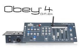 CHAUVET Obey™ 4 D-Fi 2.4