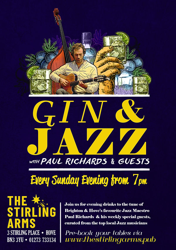 Gin and Jazz Stirling Arms Hove.jpg