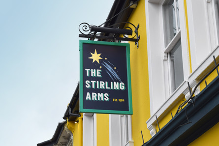 The Stirling Arms Hove