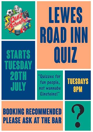 Lewes Road Inn Pub Quiz Actually.jpg.jpg