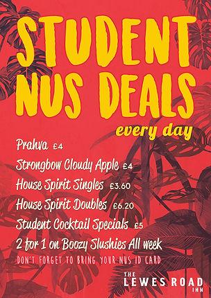 Best Student Deals Brighton