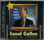 King of Comedy! (CD)
