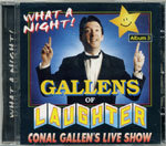 Gallens Of Laughter (CD)