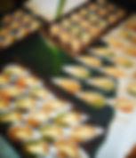crispy taro spring rolls with 2 ways  sa