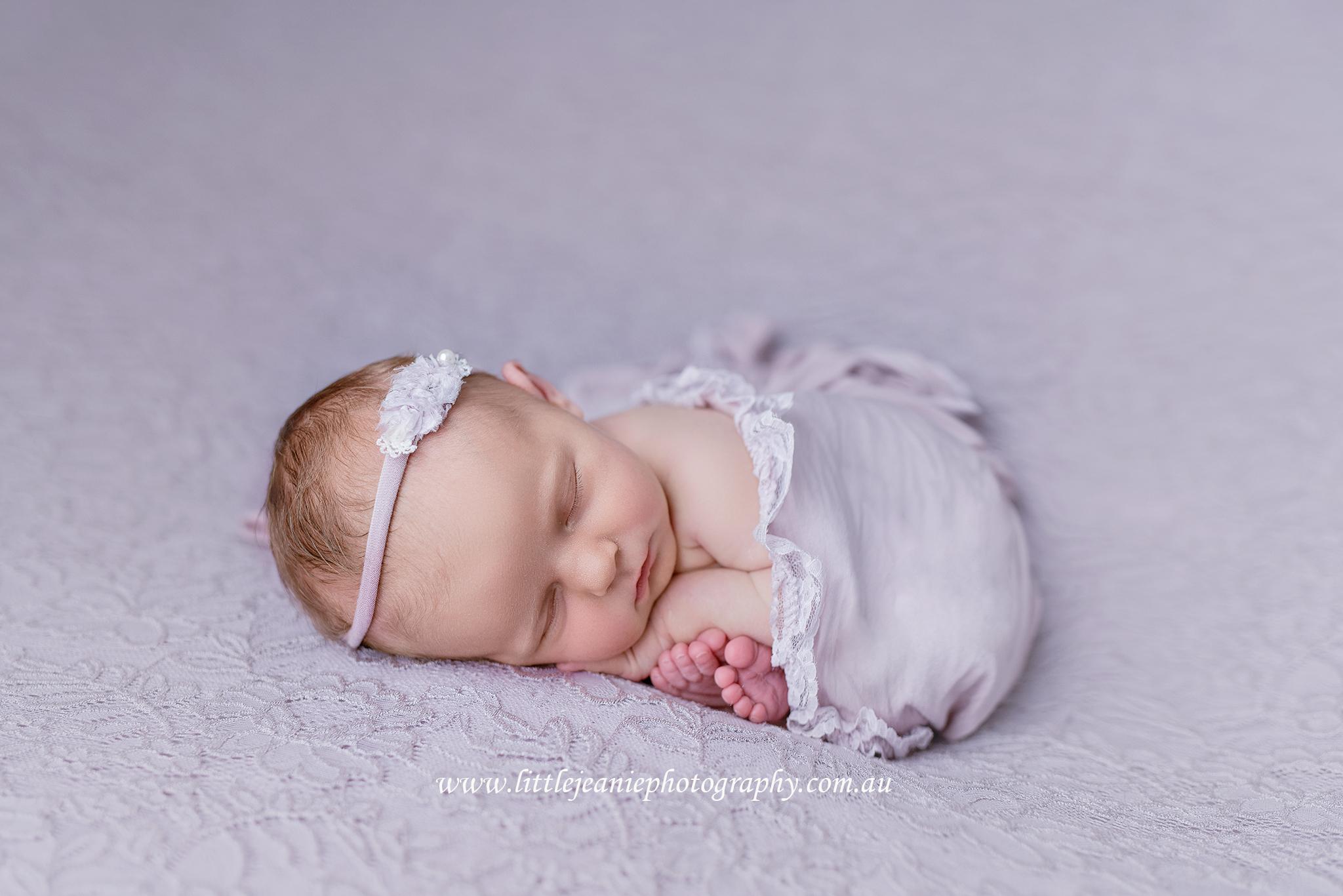 Sweet newborn photos