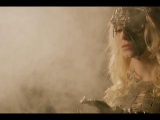 Julia in QUEENSRŸCHE - Eye9 Music Video