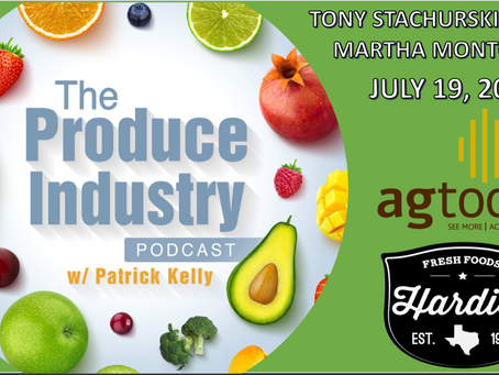 Martha Montoya, Agtools & Tony Stachurski, Hardies Fresh Foods
