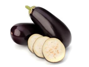 In an insane year, eggplant strolls along
