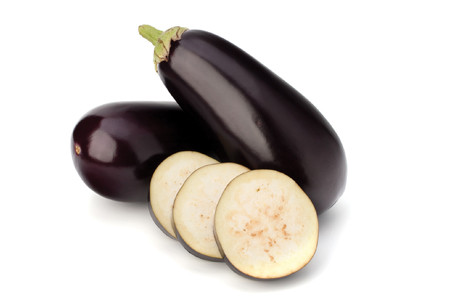 In an insane year, eggplant strolls along