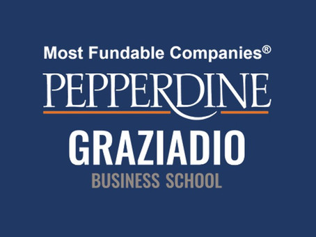 Pepperdine University: Most Fundable Company Competition: