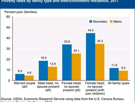 Single mothers in rural America