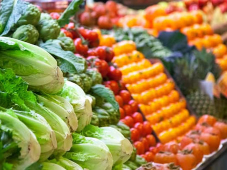 THE PRICE BEHAVIOR OF FRUITS AND VEGETABLES IN 2020