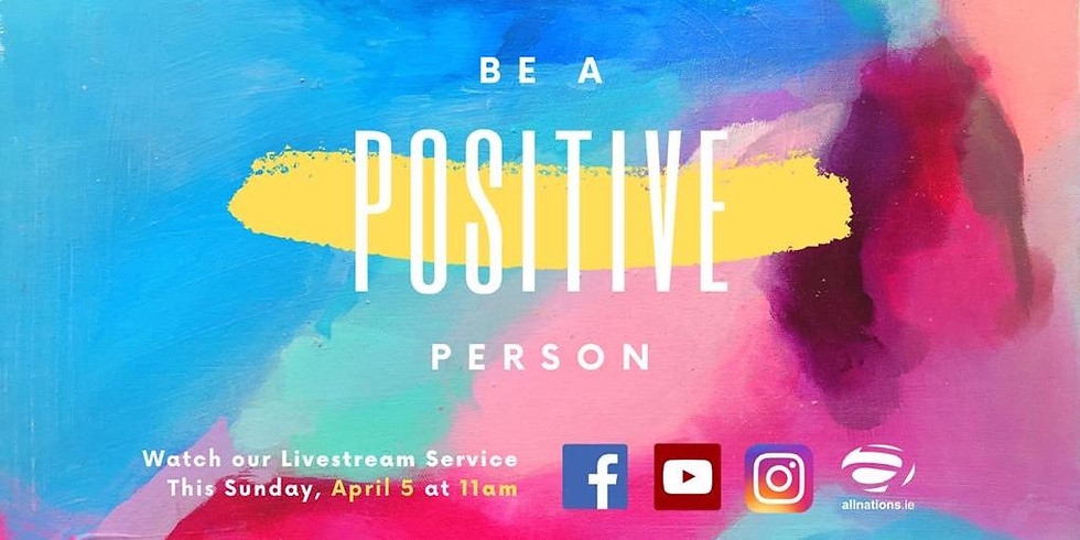 Be a Positive Person