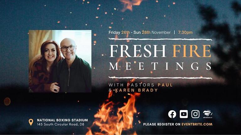 Fresh Fire Meetings