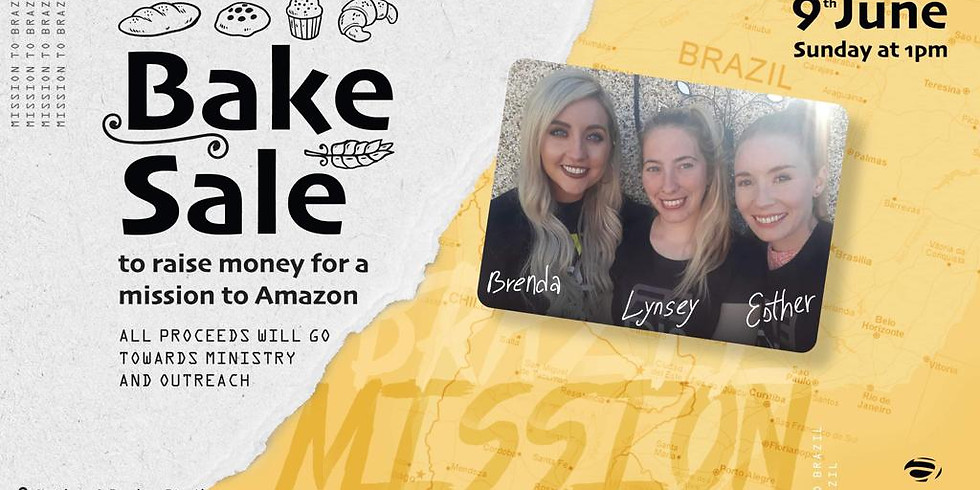 Bake Sale for Missions