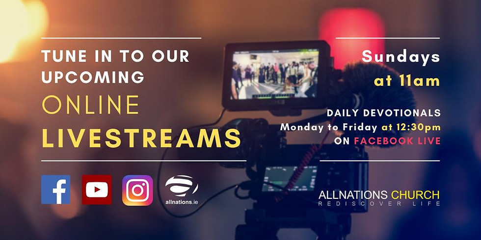 Daily Livestreams