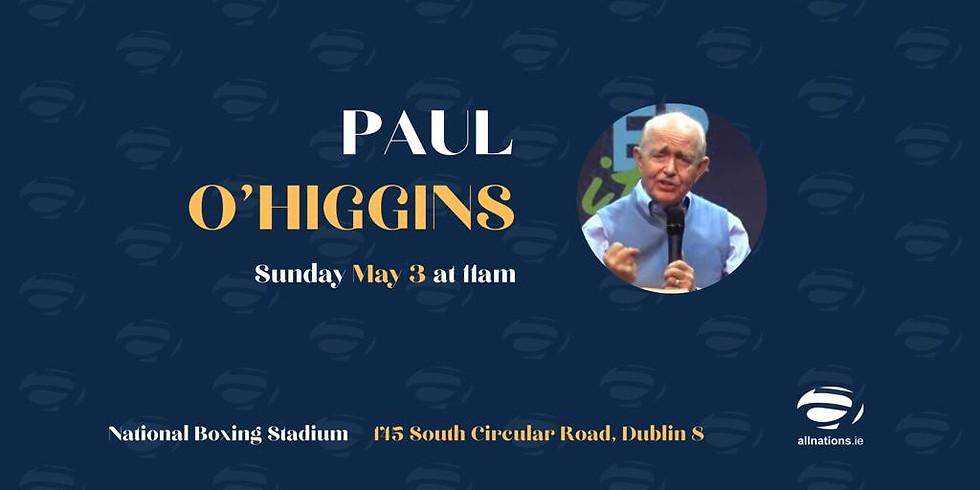Paul O'Higgins