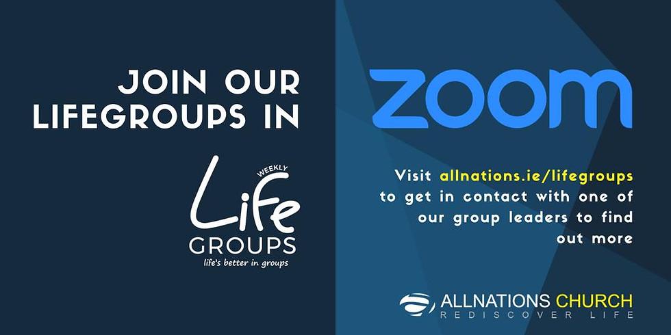 Lifegroups on ZOOM