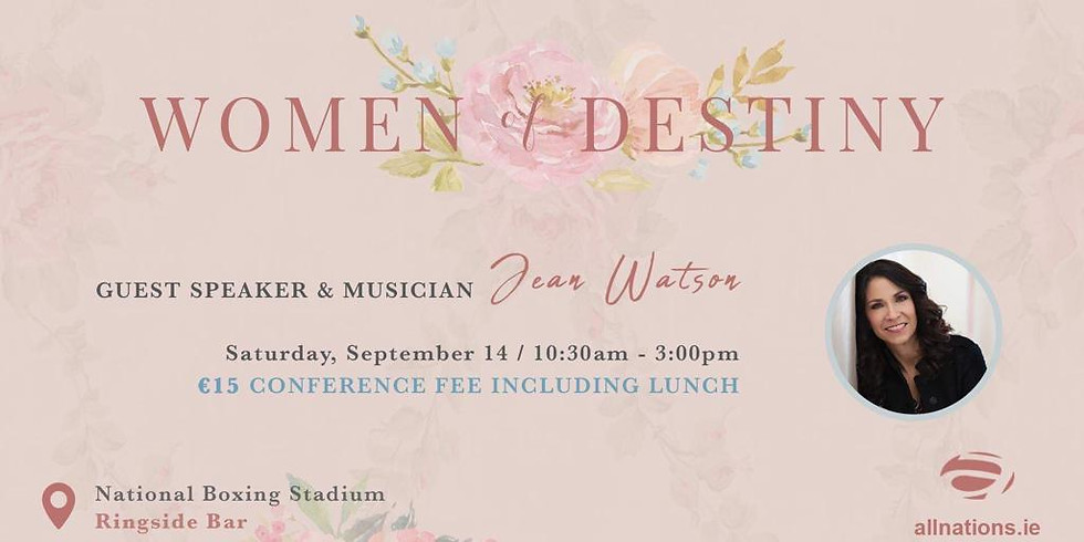 Women of Destiny: Jean Watson