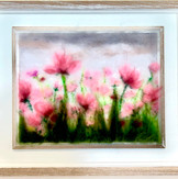 BB003 - Pink Flowers €65