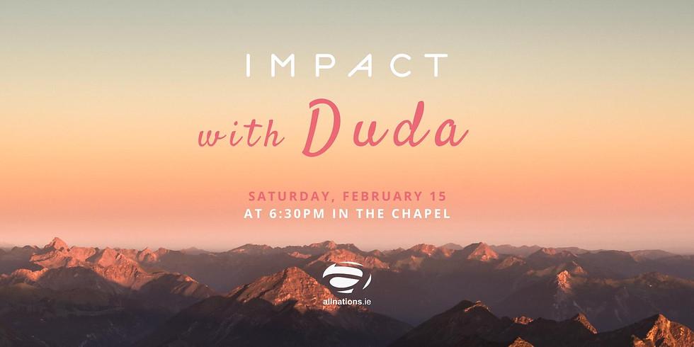 IMPACT with Duda