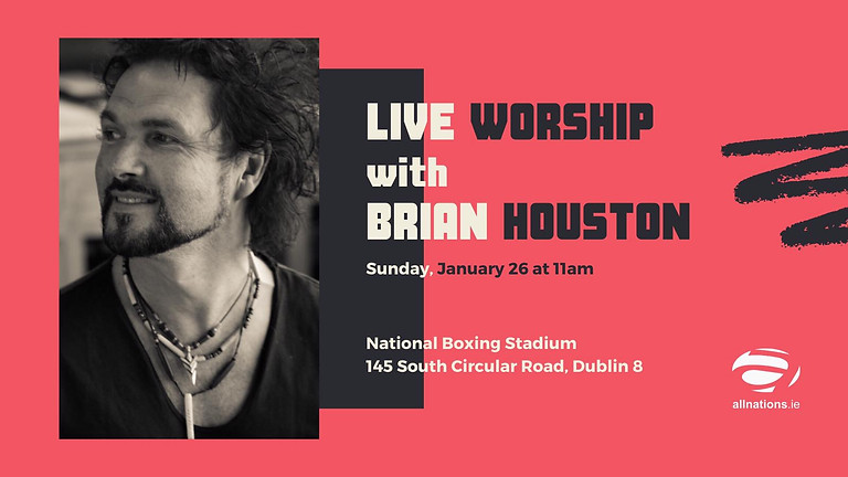 Live Worship with Brian Houston