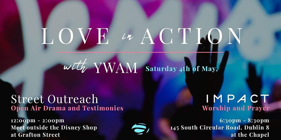 Love in Action Street Outreach