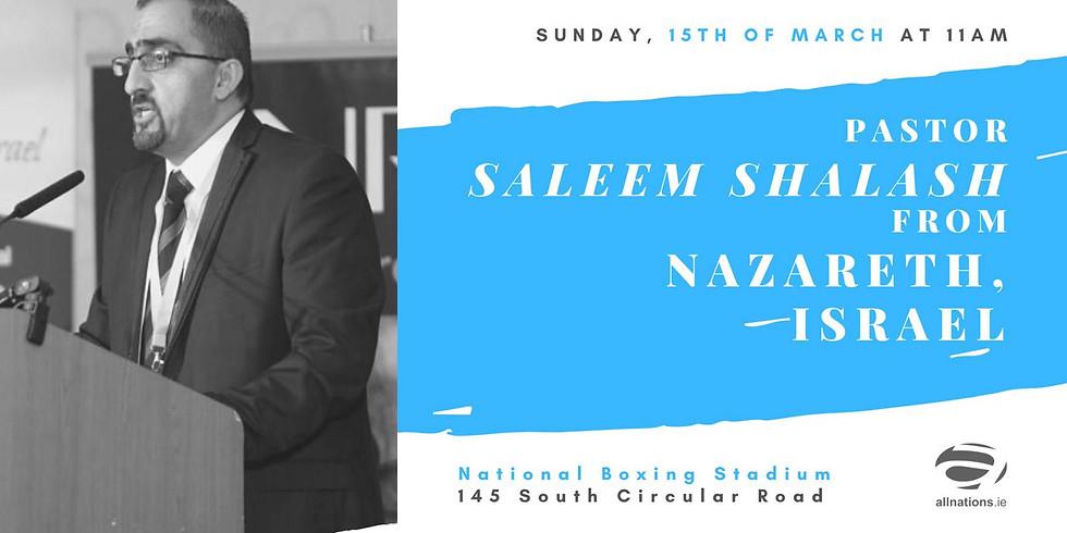 Pastor Saleem Shalash