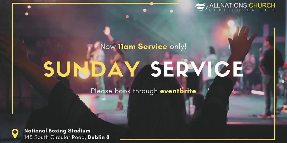 11am Sunday Service
