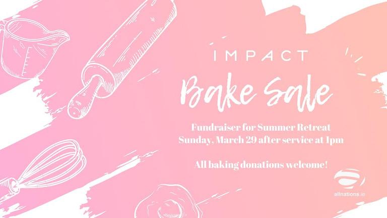 IMPACT Bake Sale