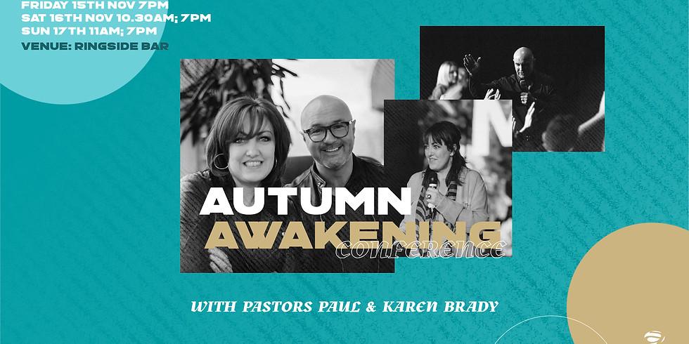 Autumn Awakening Conference