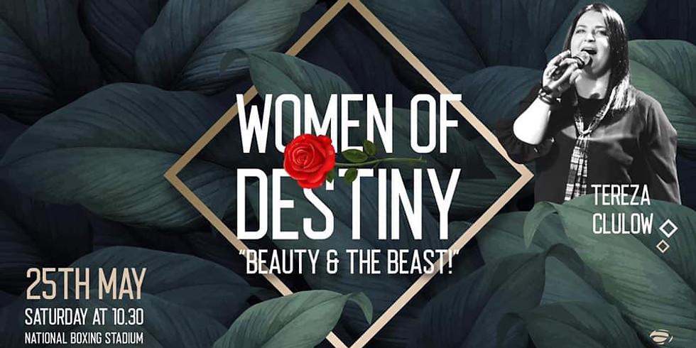 Women of Destiny: Beauty & The Beast!