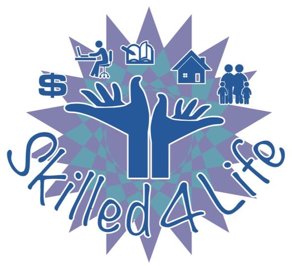 Skilled 4 Life Logo