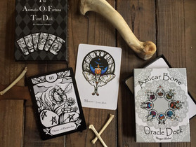 Animalis Os Fortuna Tarot & Azucar Bone Oracle
