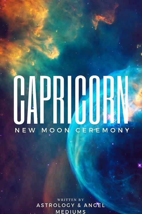 Capricorn New Moon Guide