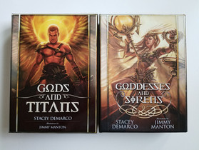 Goddesses & Sirens + Gods & Titans by Stacey Demarco