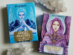 Angel Prayers & Keepers of the Light by Kyle Gray