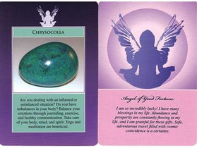 Angel Gemstones Oracle by Margaret Ann Lembo