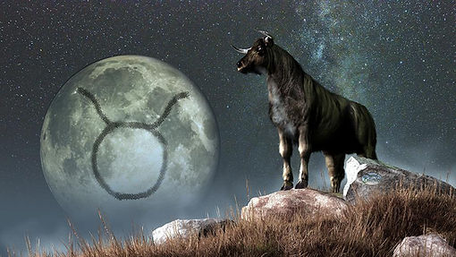 Taurus - Sun, Moon, & Rising | astrologyangelmedium