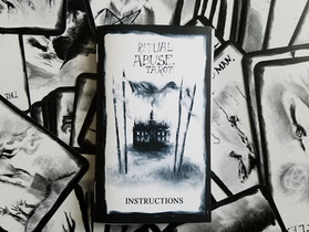 Ritual Abuse Tarot by Ryan Sheffield