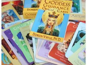 Goddess Guidance Oracle by Doreen Virtuue