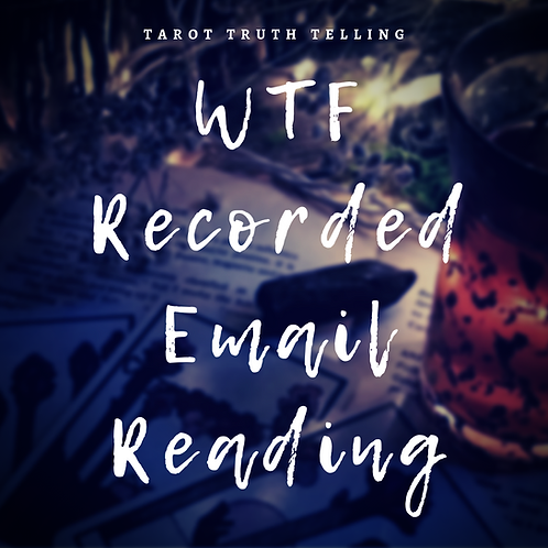 WTF Recorded Email Reading