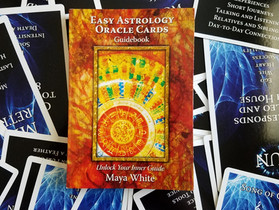 Easy Astrology Oracle Cards by Maya White