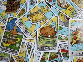 Food Fortunes by Josh Lafayette